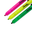 thumbnail 3 - Sharpie 28173PP Accent Pen-Style Retractable Highlighter, Assorted Colors,
