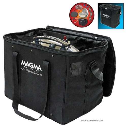 Magma A10-991 Padded Grill Carrying /& Storage Case Kettle Gas BBQ Boat RV Marine