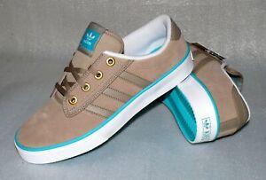 Adidas-F37408-Kiel-Suede-Leder-Schuhe-Ultra-Running-Lauf-Sneaker-40-43-Braun-Wei