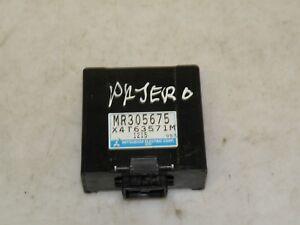 MITSUBISHI-Pajero-2002-LHD-3-2DID-DIFF-Lock-unita-di-controllo-modulo-ecu-OEM-MR305675