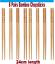 IKEA-8-Pairs-Bamboo-Chopsticks-Asian-Japanese-Korean-Noodles-Chopstick-Reusable thumbnail 1