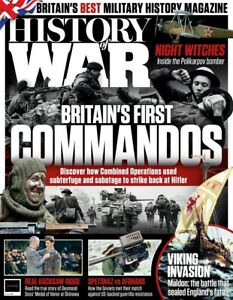 HISTORY-OF-WAR-magazine-Issue-91-BRAND-NEW