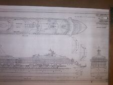 CARNIVAL DESTINY cruise  ship  model  boat  plan