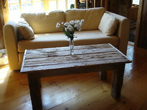 Details About Rustic Coffee Table Driftwood Coffee Table 42 X 22 Wide X 16 H