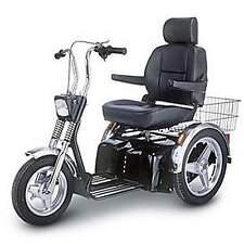 Afikim Sportster SE 3 Wheel Mobility Scooter 9.3 mph Standard Seat