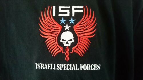 ISF ISRAELI SPECIAL FORCES POLO SHIRT
