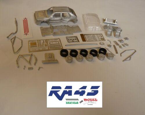 1//43 Lancia Delta HF Evo 1992 Only Kit
