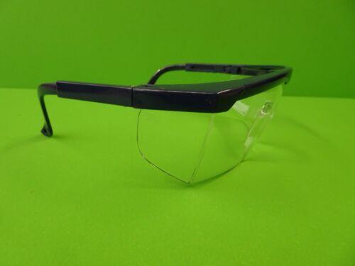 1 Schutzbrille leicht klar verstellbar Arbeitsschutzbrille Tector Craftsman 4176