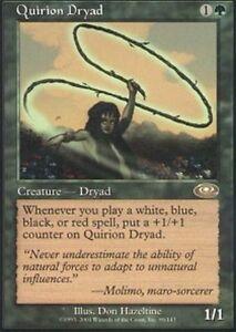 1x Quirion Druid MTG Visions NM Magic Regular