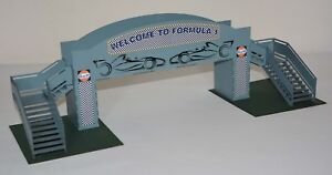 Kit-de-escala-1-32-espectador-puente-para-peatones-para-Scalextric-Otros-Disenos