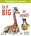 Is it Big or Small? by Bobbie Kalman (Paperback, 2007)