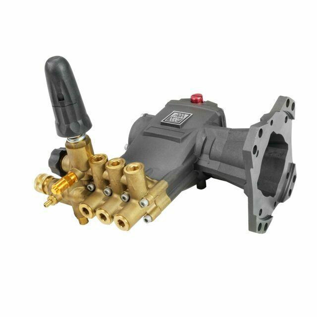 Open Box Simpson 3400 PSI 2.5 GPM Pressure Washer Triplex Plunger Pump Kit