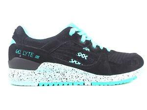 H6z0l da Lyte scarpe Blu ginnastica 9090 Gel Iii Stringate Nero casual Asics 7gOwtqx6a