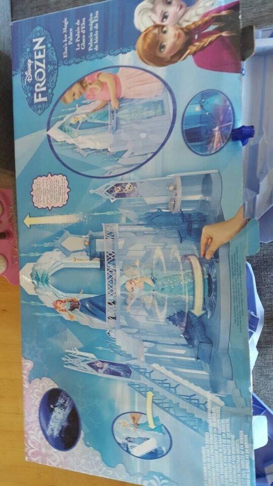 Disney, Frozen slot brugt 1 gang