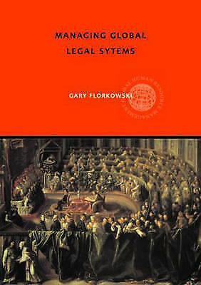 Managing Global Legal Systems: International Employment Regulation and Competit