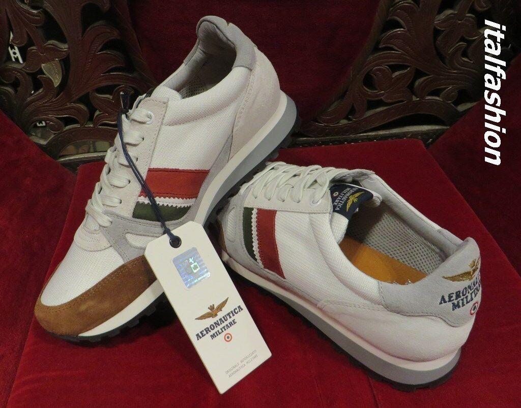 zapatos deportes Air milician sc129ct Bianco sCocheponcino felpa