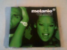 MELANIE B - I WANT YOU BACK - 1998 UK CD SINGLE - SPICE GIRLS