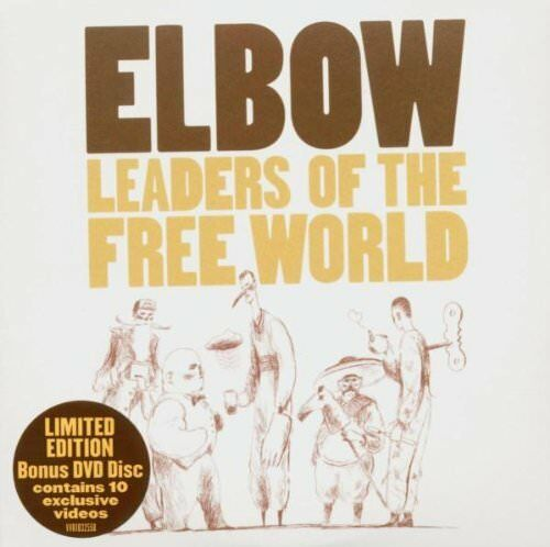 Elbow - Leaders of the Free World (Limited Edition with Bonus... - Elbow CD 1MVG