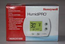 HONEYWELL H6062A1000 HumidiPRO Digital Humidistat/Dehumidistat - Item #208