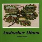 Ansbacher Album von Hartmut Schötz (1997, Gebundene Ausgabe)
