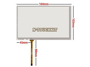 7inch-Touch-Screen-Panel-164x103mm-for-AT070TN83-AT070TN84-LCD-Panel-Handwriting