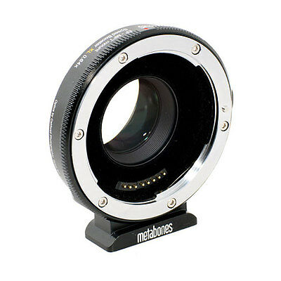 Metabones Speed Booster XL 0.64x Adapter for Full-Frame Canon EF-Mount Lens to