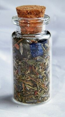 Anti Depression Anxiety Spell Witch Bottle© Aromatherapy Ritual Supply  Herbal | eBay
