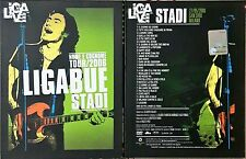 Ligabue Liga Live Nome e Cognome Tour/2006 Stadi Dvd