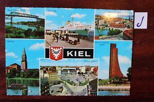 Carte Postale Vue Carte Schleswig-holstein Kiel Baltique-halle-tein Kiel Ostsee-halle Fr-fr Afficher Le Titre D'origine