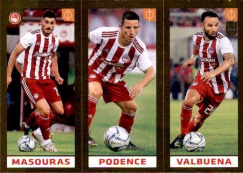 Valbuena Masouras Panini Fifa 365 2020 Sticker 216 Podence