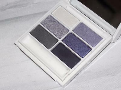 MAC~6 SNOWGLOBE GLITTERGLOBE EYE SHADOW/COOL PALETTE~LTD ED. COLLECTION~RARE~HTF