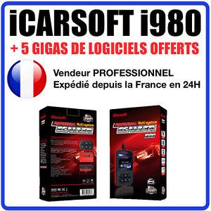 valise diagnostique mercedes sprinter icarsoft i980 star c3 c4 diag obd ebay. Black Bedroom Furniture Sets. Home Design Ideas