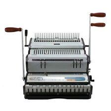 Akiles Duomac C41 Plastic Comb And 41 Coil Binding Machine
