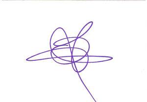 Christian Audigier + Originalautogramm Garantiert Liberal Mode ed Hardy HöChste Bequemlichkeit