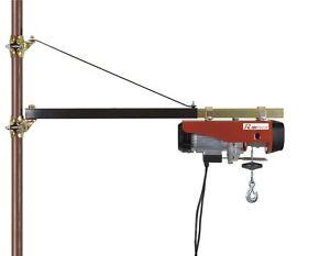 POTENCE-PIVOTANTE-120cm-200KG-pour-Palan-Treuil-electrique