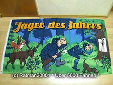 Fahnen Flagge Jäger des Jahres - 90 x 150 cm