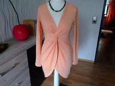 Melrose - Schickes, elegantes Damen Shirt /Longshirt /Blusenshirt, Gr. 38, neuw