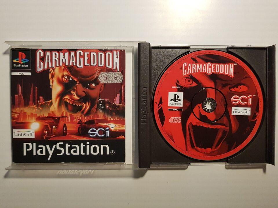 Carmageddon, PS