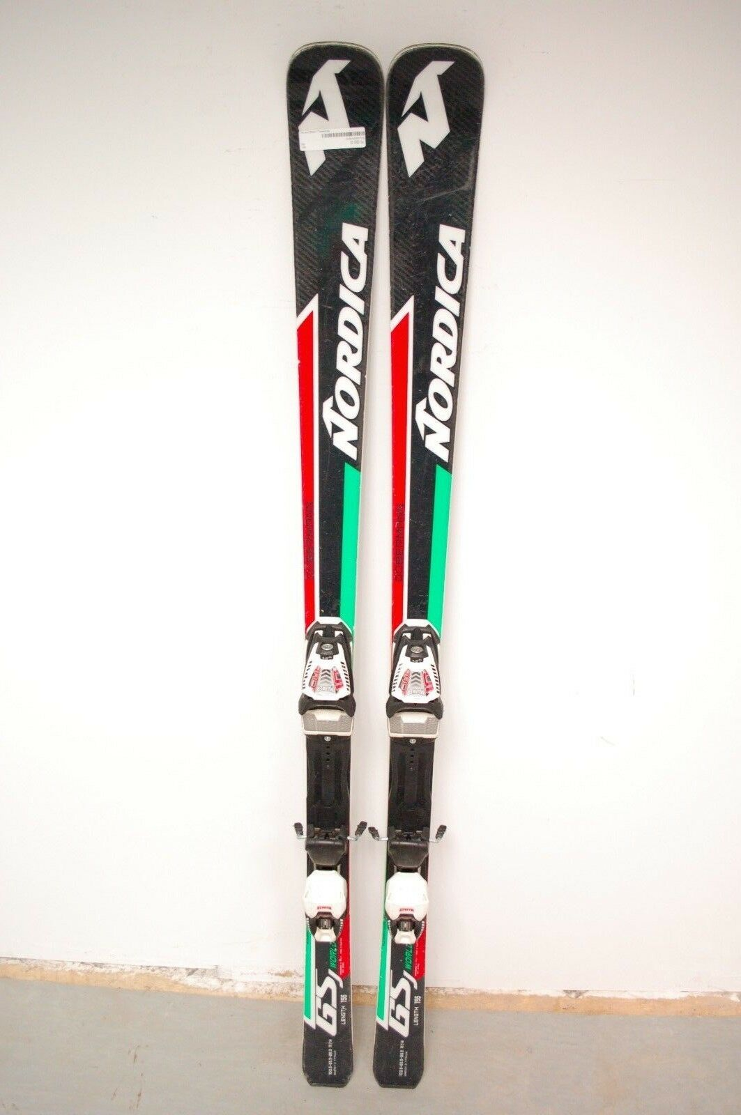 Nordica Dobermann GS World Cup 156 cm Ski + Marker Race 10 Bindings