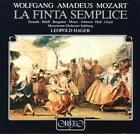 La Finta Semplice-Opera Buffa In Tre Atti (GA) It. von Kubelik,Donath,Sobr,Fassbaender (1989)
