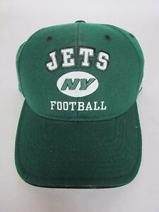 Image is loading New-York-Jets-Reebok-Green-NY-Hat-Football- 398a82f3d0f