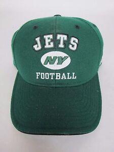65caf16da74 Image is loading New-York-Jets-Reebok-Green-NY-Hat-Football-