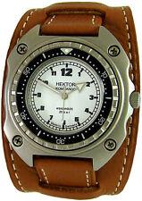 HEKTOR KOMMANDO U Boot Germany Herrenuhr 20ATM Taucher Uhr vintage design watch