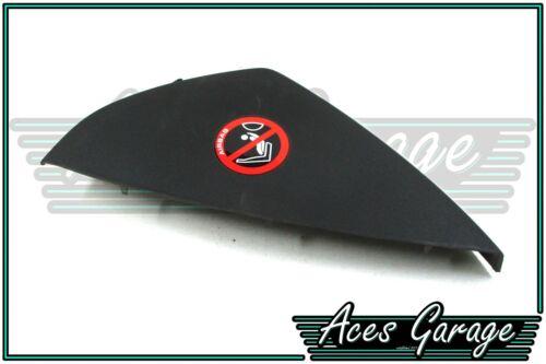 Left Passenger Side Dash End Cap Cover Interior Trim Aces VE SS GTS HSV WM