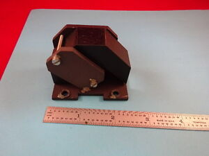 MICROSCOPE-PART-ZEISS-GERMANY-OPTICAL-PRISM-OPTICS-AS-IS-27-A-17