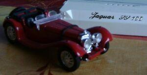 Jaguar SS 100 1938  Solido