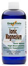 Liquid Ionic Minerals Magnesium (16 fl oz) (192 Servings At 100 Mg Elemental)