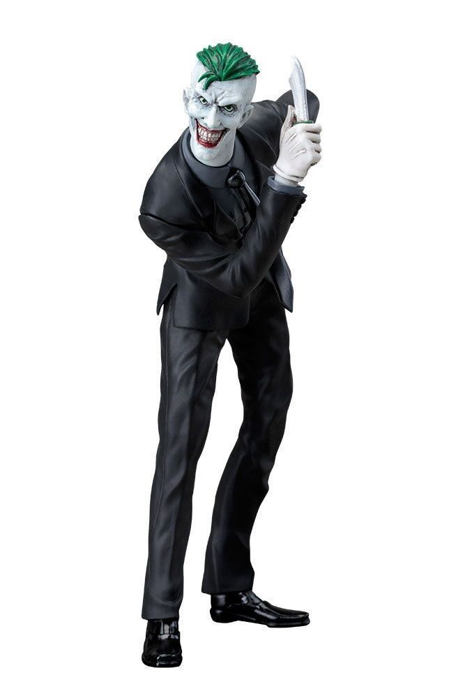 KOTOBUKIYA   ART FX+ DC Comics New 52 Batman The Joker FIGURE  STATUE 1 10 SCALE