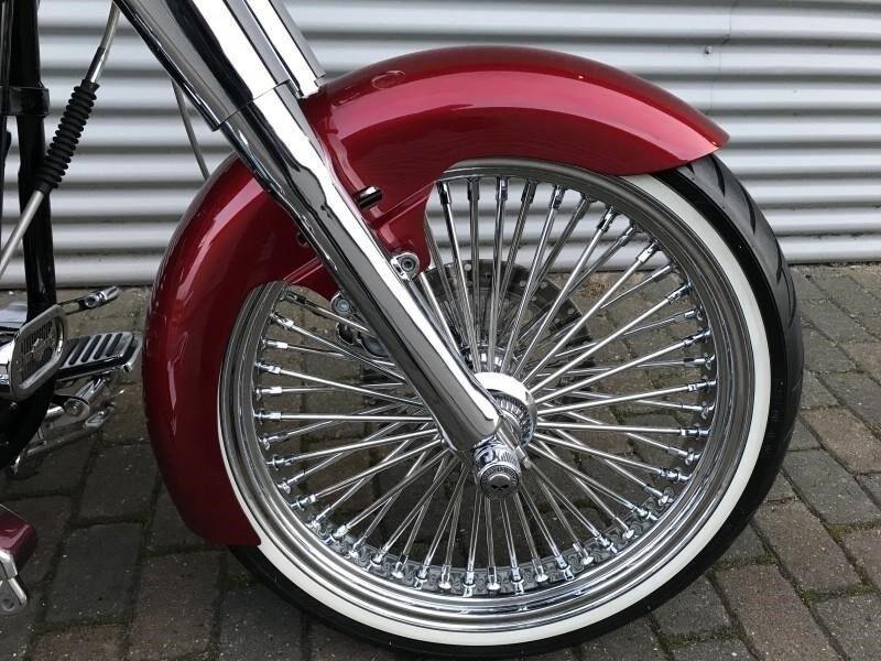 Harley-Davidson, FLSTF Fat Boy, ccm