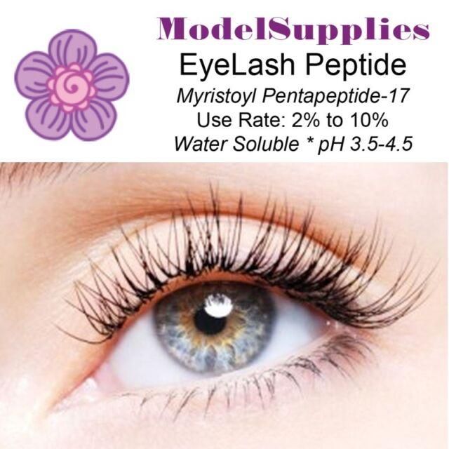 7ml Eyelash Peptide Myristoyl Pentapeptide-17 Lash Enhancer Grow Thicker Lashes